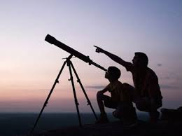 Be the telescope not the STAR